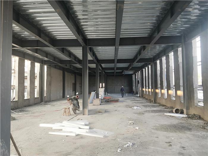 中电信浦电气钢结构厂房