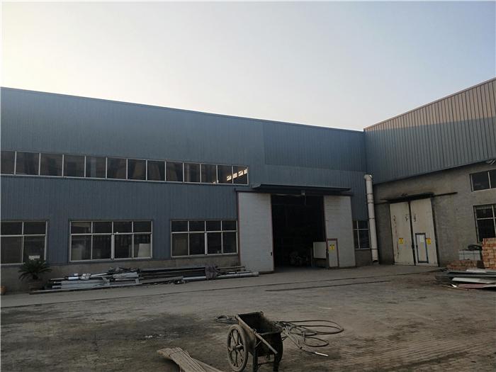 中电信浦电气钢结构建筑
