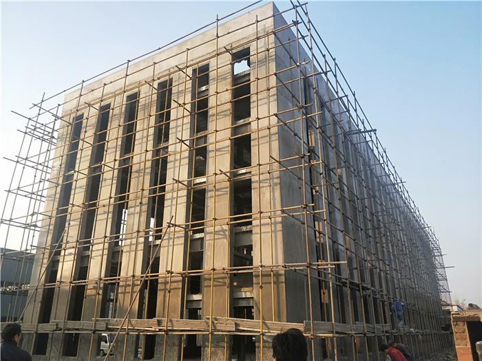 中电信浦电气钢结构工程