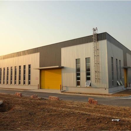 钢结构厂房安装施工