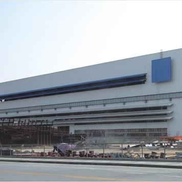 船厂、机械厂钢结构厂房