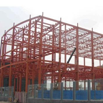 方管结构式钢结构工程