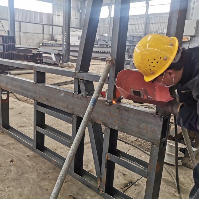 钢结构订制