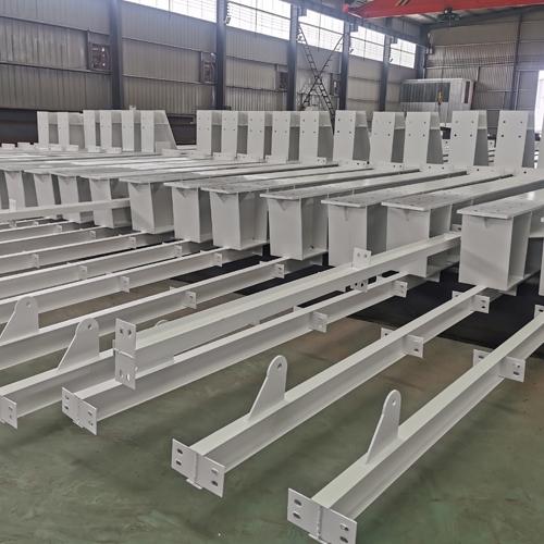 钢结构厂房构件